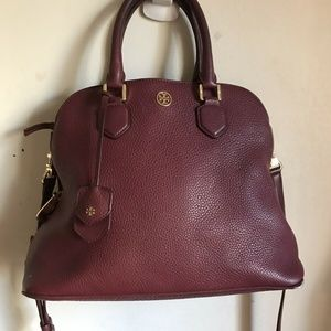 TORY BURCH Burgundy Bag / Crossbody